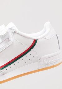adidas Originals - CONTINENTAL 80 CF - Sneakers - footwear white/crystal white - 2