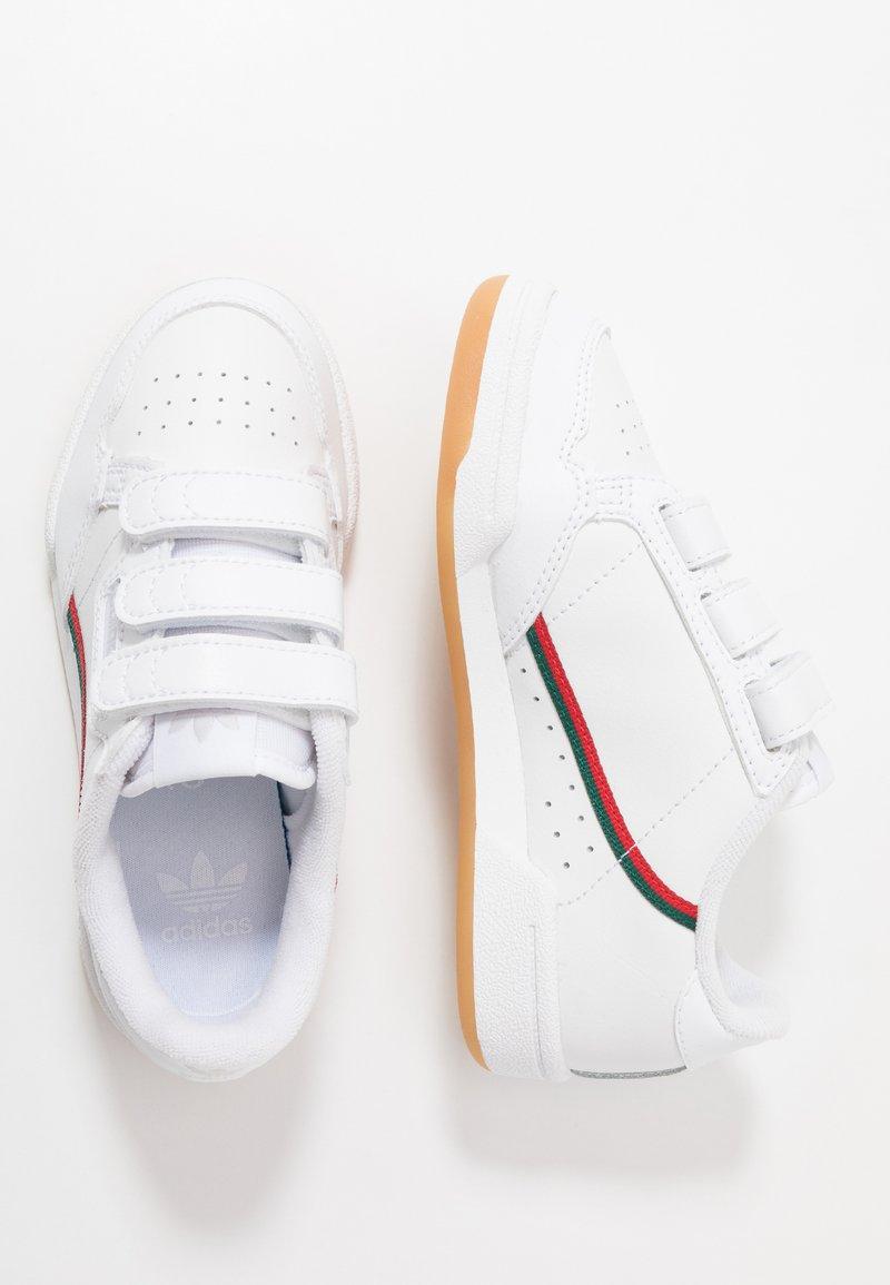 adidas Originals - CONTINENTAL 80 CF - Sneakers - footwear white/crystal white