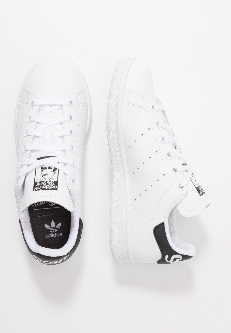 adidas Originals - STAN SMITH - Trainers - footwear white/core black