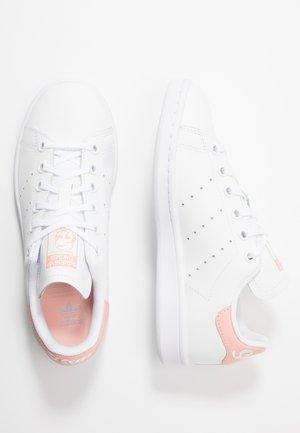 STAN SMITH - Baskets basses - footwear white/glow pink