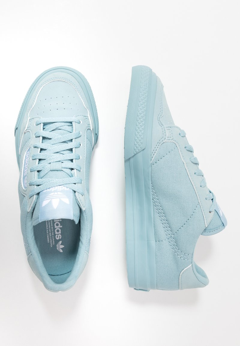 adidas Originals - CONTINENTAL - Sneaker low - ash grey/footwear white