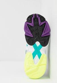 adidas Originals - YUNG-96 CHASM - Baskets basses - footwear white/crystal white - 5
