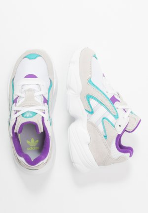 YUNG-96 CHASM - Sneakers - footwear white/crystal white