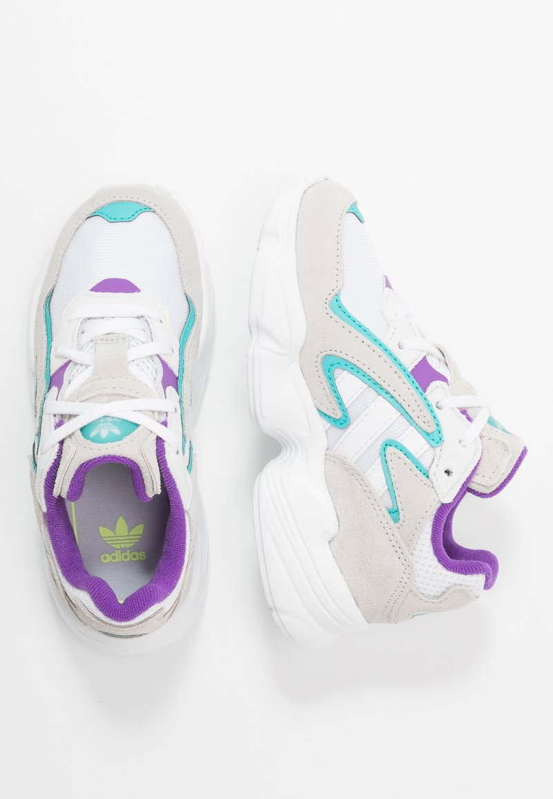 adidas Originals - YUNG-96 CHASM - Sneakers laag - footwear white/crystal white