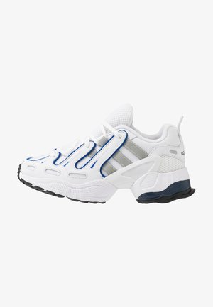 EQT GAZELLE - Sneakers laag - footwear white/grey two/clear royal