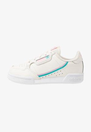 CONTINENTAL 80 - Baskets basses - offwhite/true pink/hi res aqua