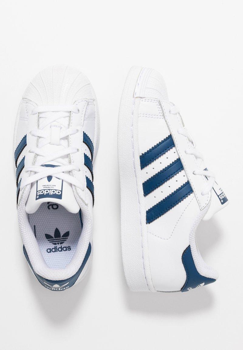 adidas Originals - SUPERSTAR  - Sneaker low - footwear white/legend marine