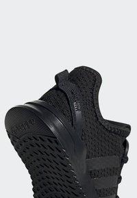 adidas Originals - U_PATH RUN SHOES - Baskets basses - black - 6