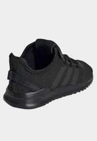 adidas Originals - U_PATH RUN SHOES - Baskets basses - black - 3