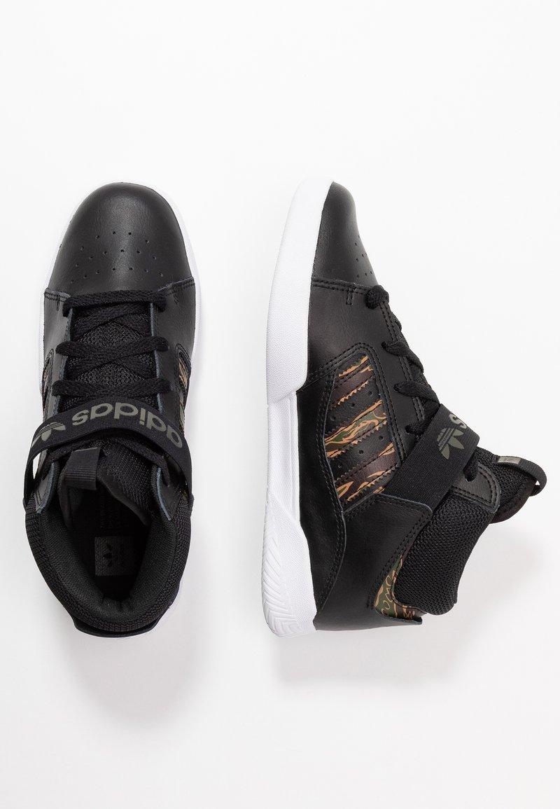 adidas Originals - VRX MID - Sneaker high - core black/night cargo/footwear white