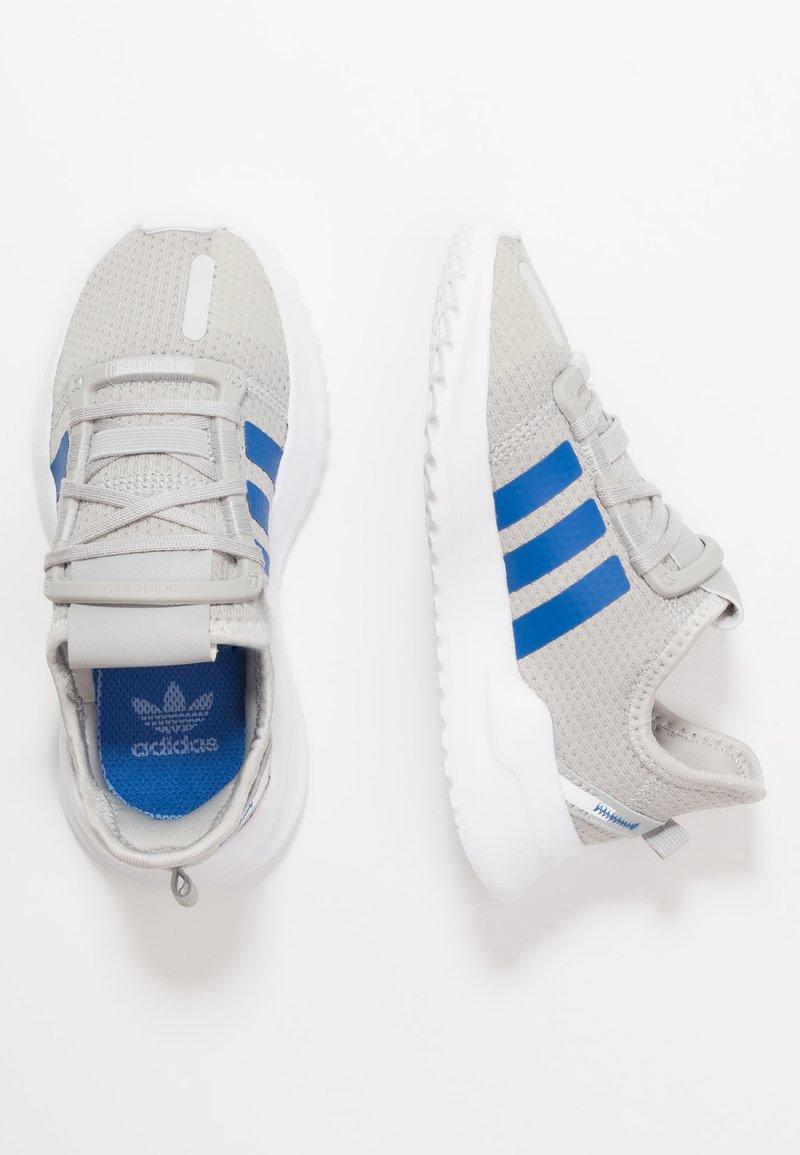 adidas Originals - U_PATH RUN - Slip-ons - grey two/blue/footwear white