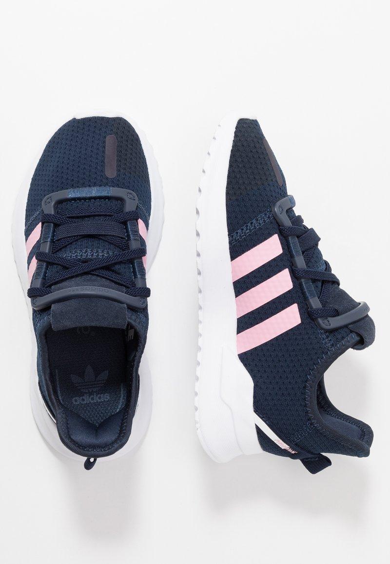 adidas Originals - U_PATH RUN - Półbuty wsuwane - grey two/blue/footwear white