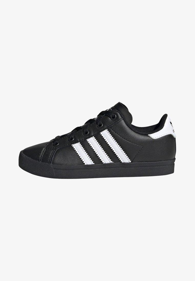 adidas Originals - COAST STAR SHOES - Trainers - black