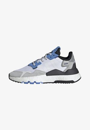 NITE JOGGER SHOES - Sneakers - white