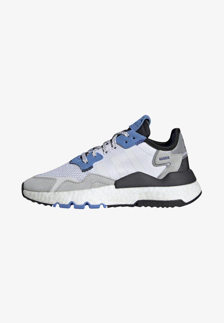 adidas Originals - NITE JOGGER SHOES - Sneakers - white
