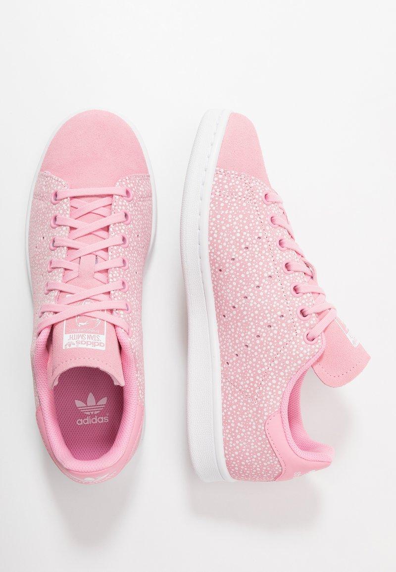 adidas Originals - STAN SMITH - Sneaker low - light pink/footwear white