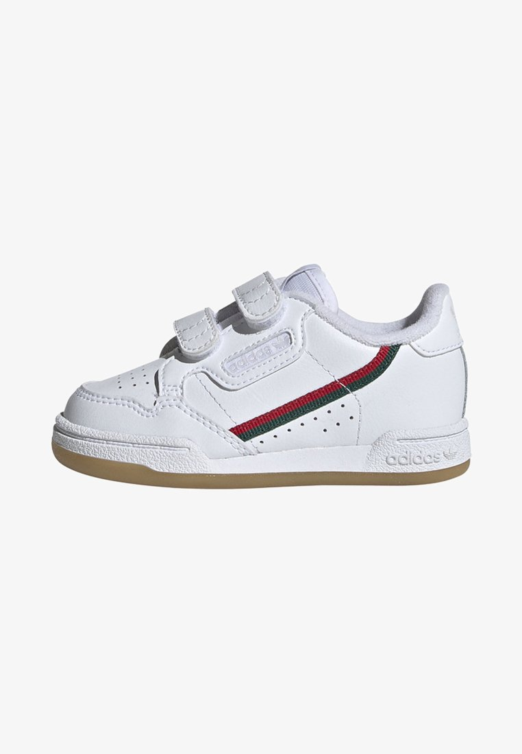 adidas Originals - CONTINENTAL 80 SHOES - Trainers - white