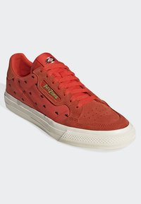 adidas Originals - CONTINENTAL VULC SHOES - Matalavartiset tennarit - orange - 3