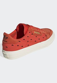 adidas Originals - CONTINENTAL VULC SHOES - Matalavartiset tennarit - orange - 4