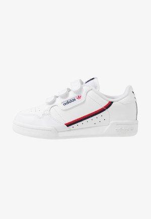 CONTINENTAL 80  - Sneakers basse - footwear white/scarlet