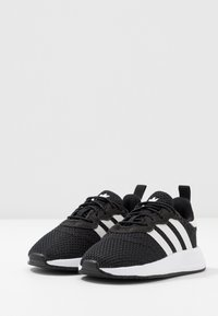 adidas Originals - X_PLR S - Nazouvací boty - core black/footwear white - 3