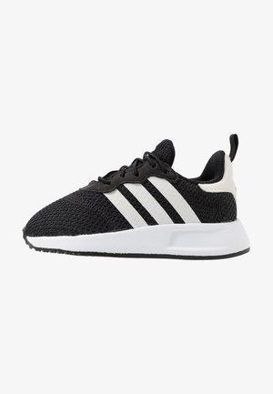 X_PLR S - Slip-ons - core black/footwear white