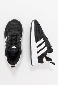 adidas Originals - X_PLR S - Nazouvací boty - core black/footwear white - 0