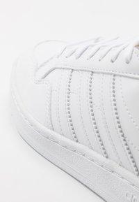 adidas Originals - TEAM COURT  - Sneakers basse - footwear white/core black - 2