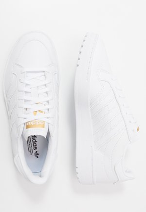 TEAM COURT  - Sneakers laag - footwear white/core black