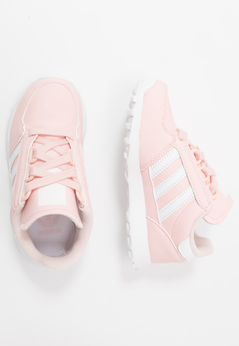adidas Originals - FOREST GROVE - Trainers - ice pink/footwear white