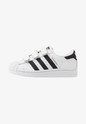 SUPERSTAR - Matalavartiset tennarit - footwear white/core black