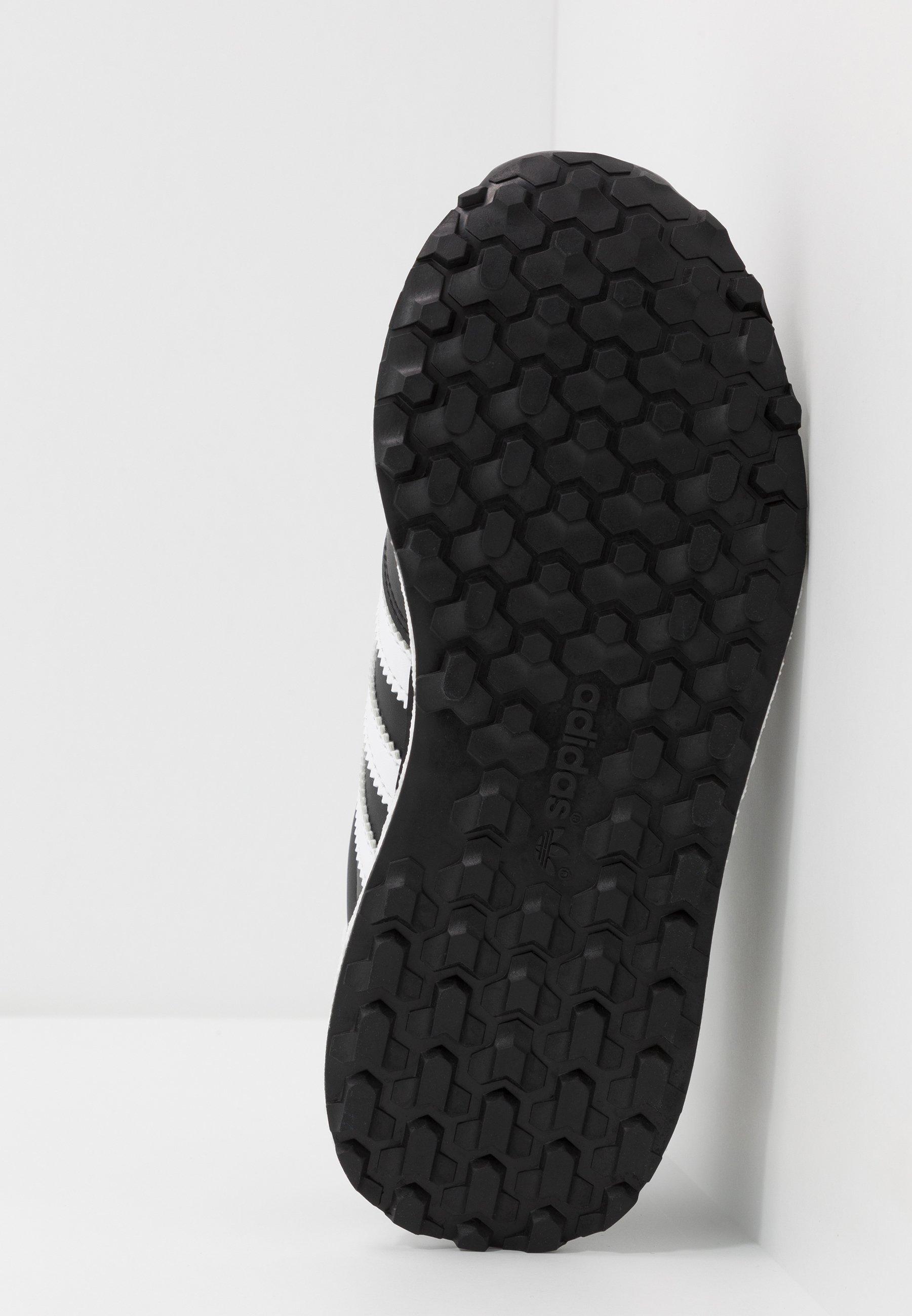 adidas Originals FOREST GROVE - Sneakersy niskie - core black