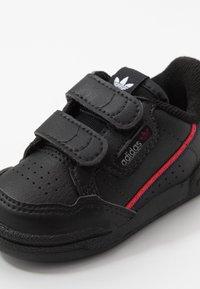 adidas Originals - CONTINENTAL 80  - Zapatillas - core black/scarlet - 2
