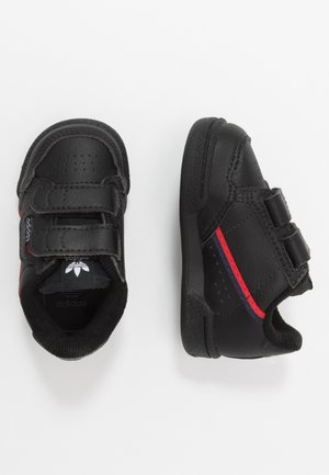 CONTINENTAL 80  - Sneakers laag - core black/scarlet