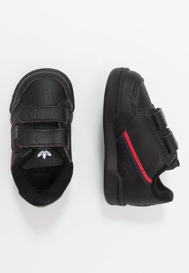 CONTINENTAL 80  - Zapatillas - core black/scarlet