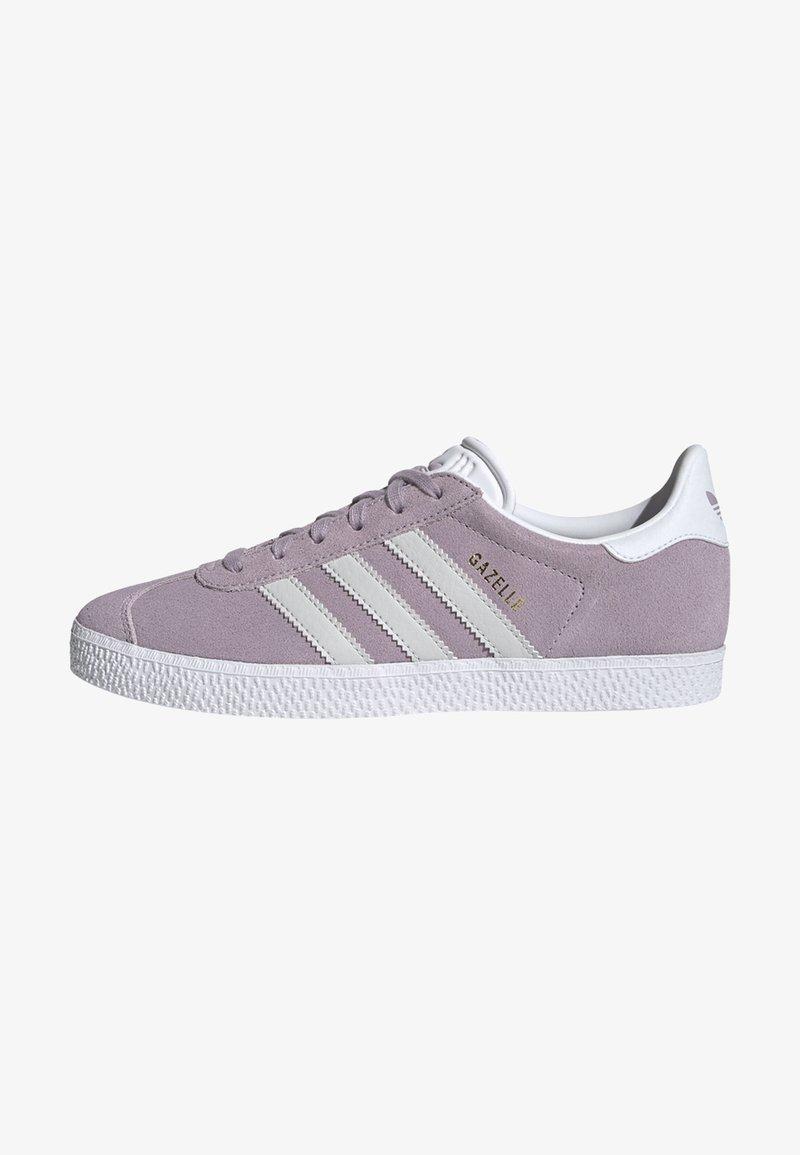 adidas Originals - GAZELLE SHOES - Baskets basses - purple