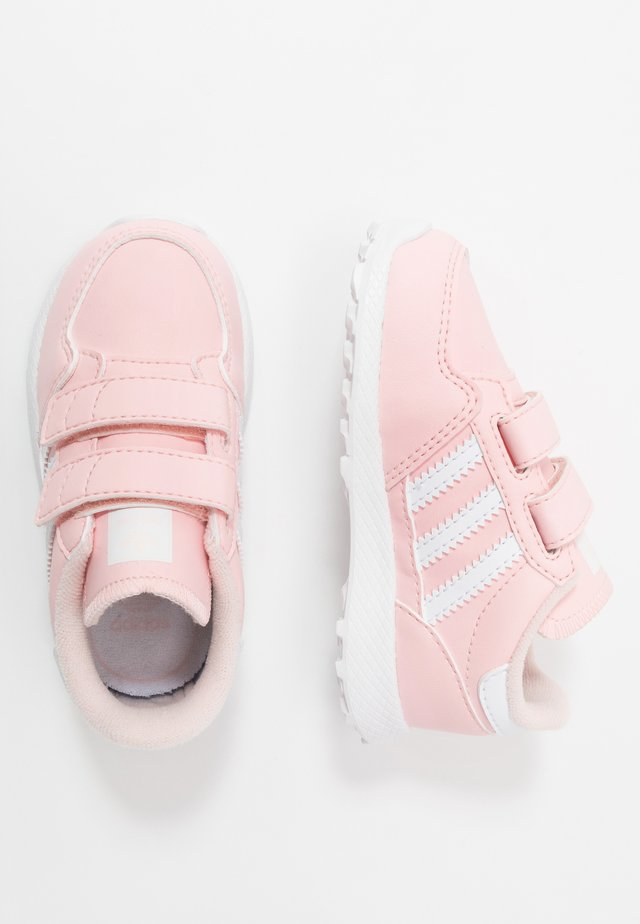 FOREST GROVE - Baskets basses - ice pink/footwear white