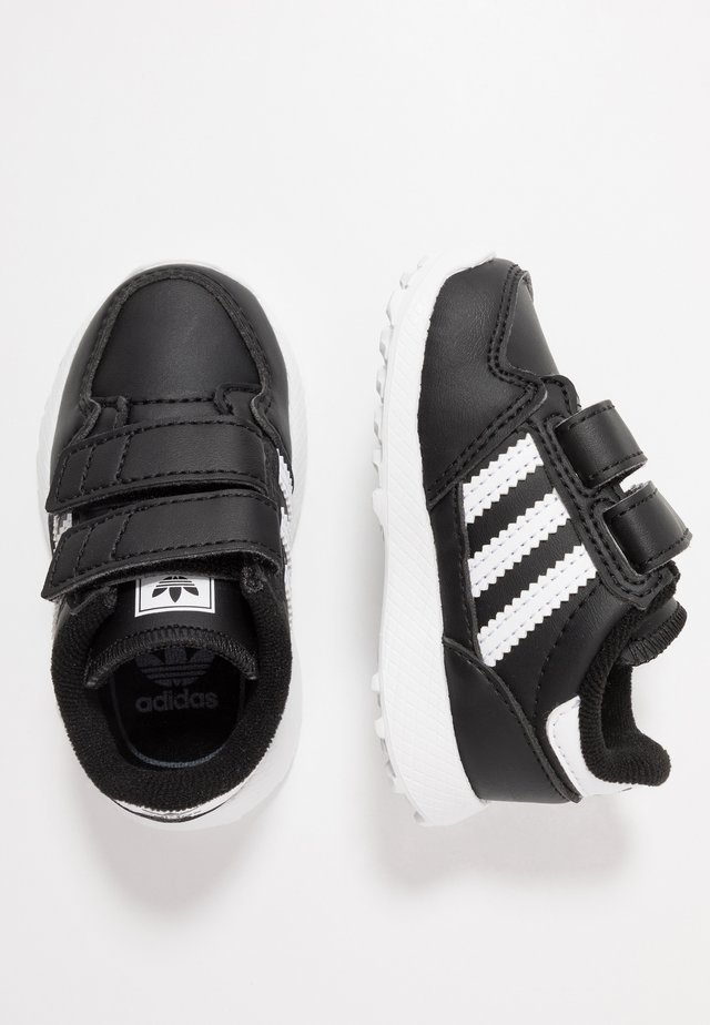 FOREST GROVE - Sneakers laag - core black