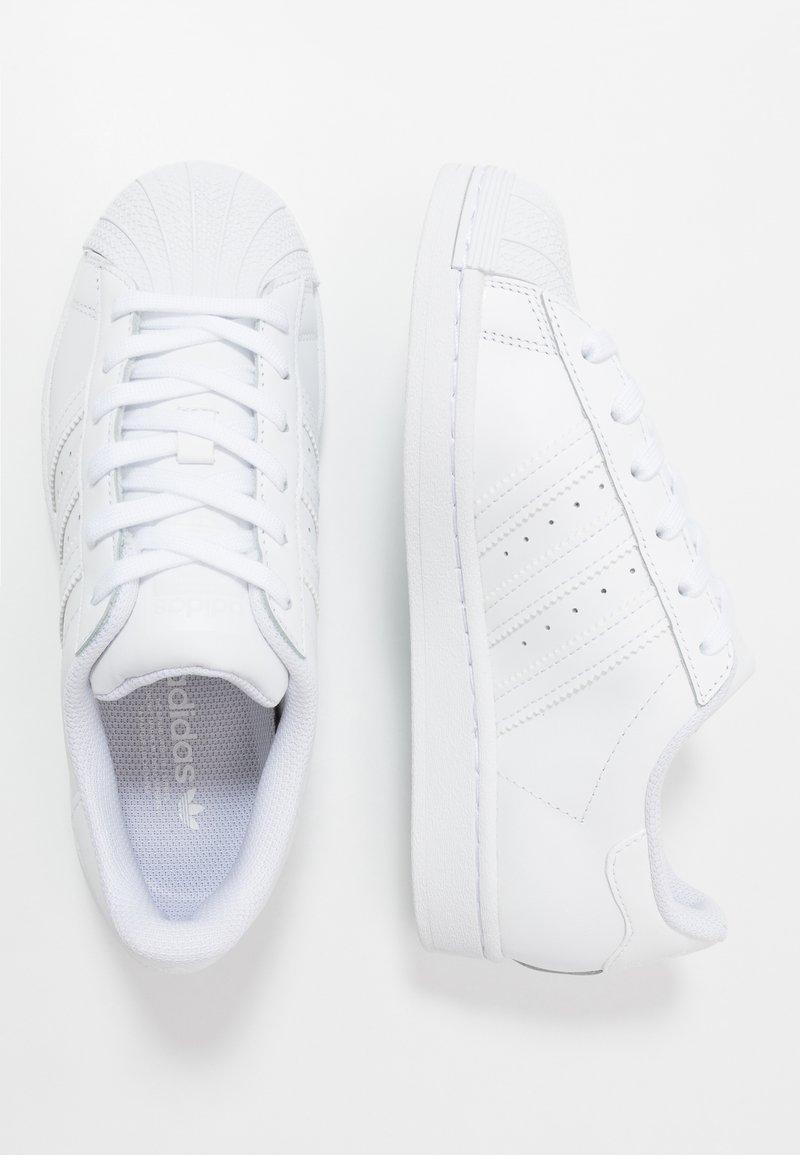 adidas Originals - SUPERSTAR - Sneakers - footwear white