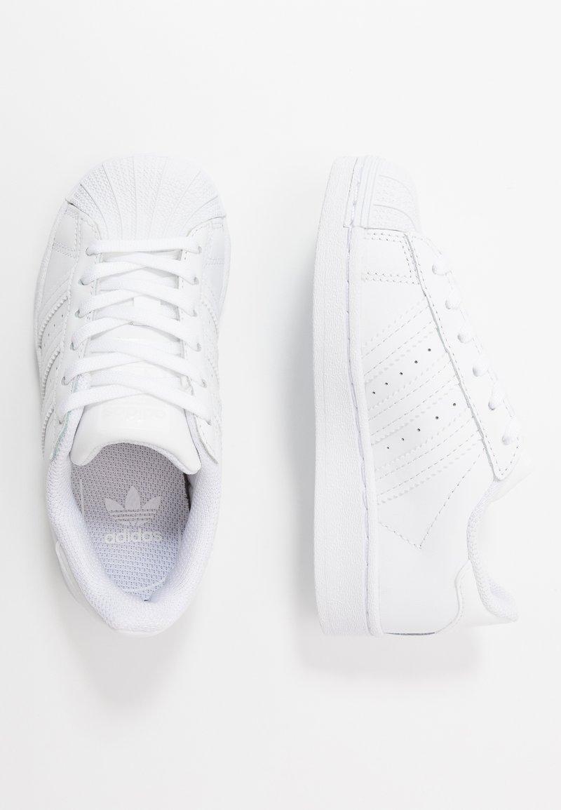 adidas Originals - SUPERSTAR - Sneakers laag - footwear white