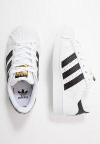 adidas Originals - SUPERSTAR - Zapatillas - footwear white/core black - 0