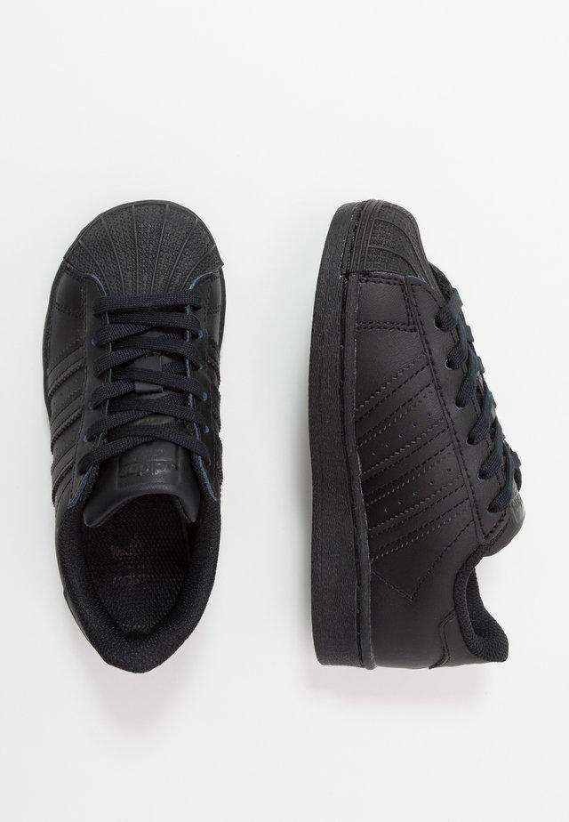 SUPERSTAR - Baskets basses - core black