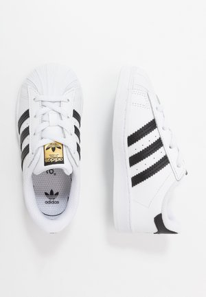 SUPERSTAR - Loaferit/pistokkaat - footwear white/core black