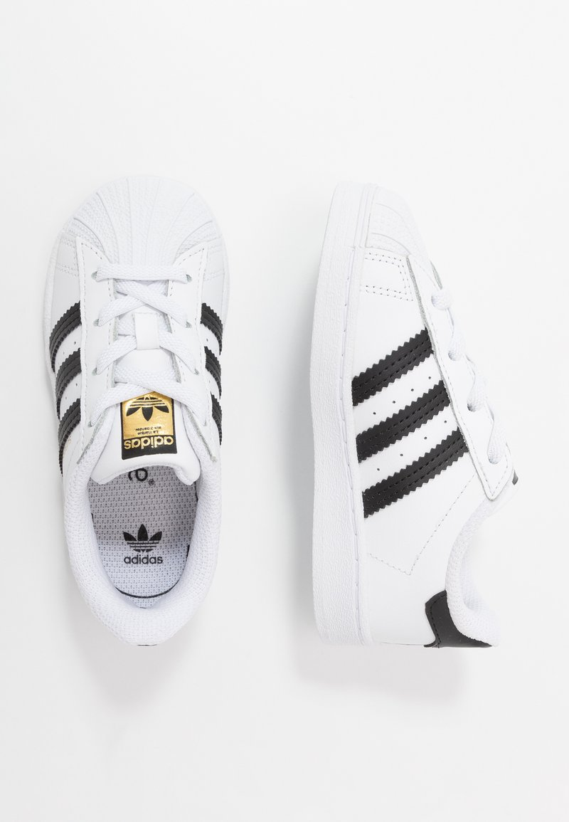 adidas Originals - SUPERSTAR - Instappers - footwear white/core black