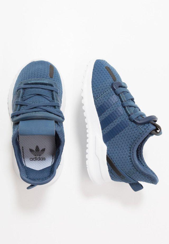 U_PATH RUN - Sneakers laag - night marine/footwear white