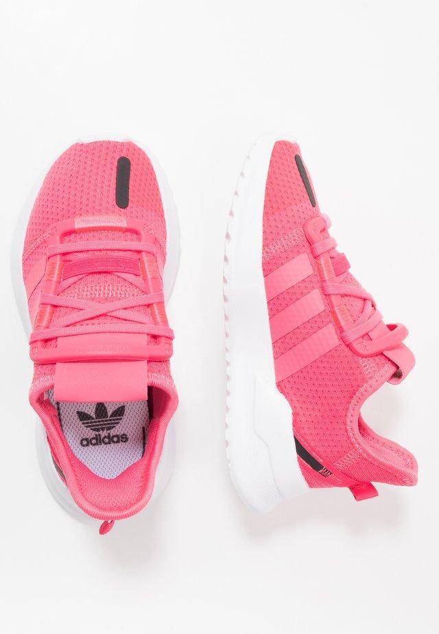 U_PATH RUN - Sneakers - real pink/footwear white