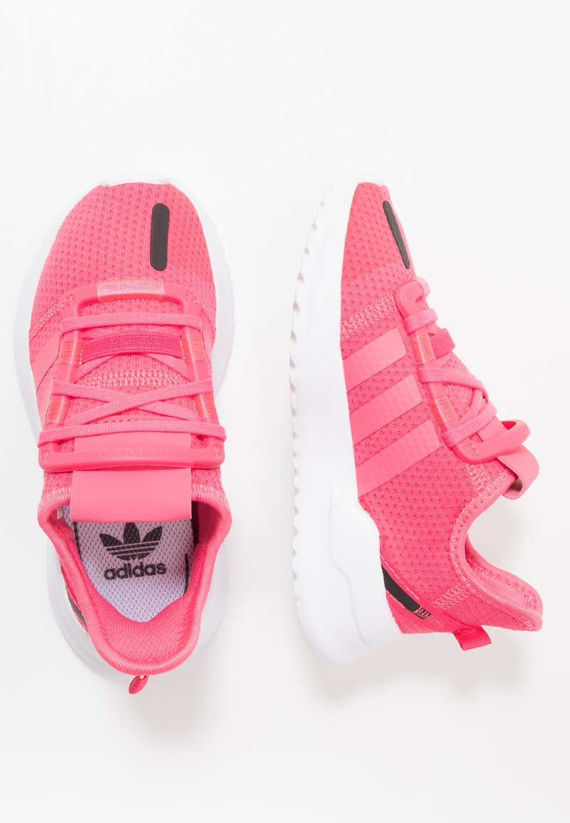 adidas Originals - U_PATH RUN - Sneakers laag - real pink/footwear white