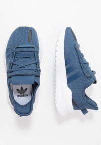 adidas Originals - U_PATH RUN - Joggesko - navy marine/footwear white - 0