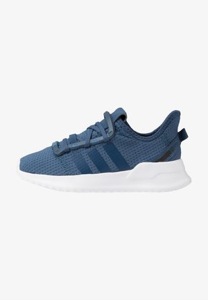 U_PATH RUN - Matalavartiset tennarit - navy marine/footwear white