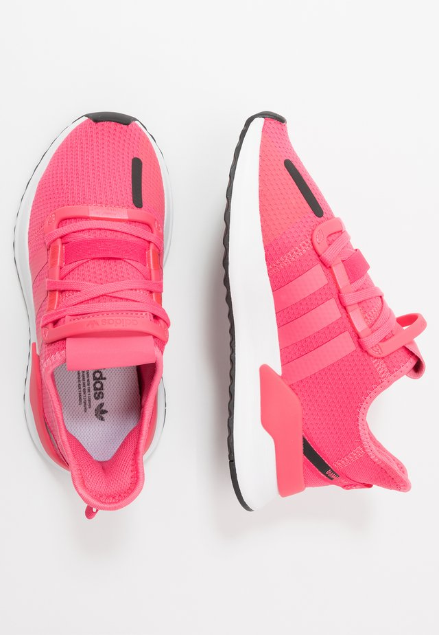 PATH RUN - Zapatillas - real pink/footwear white